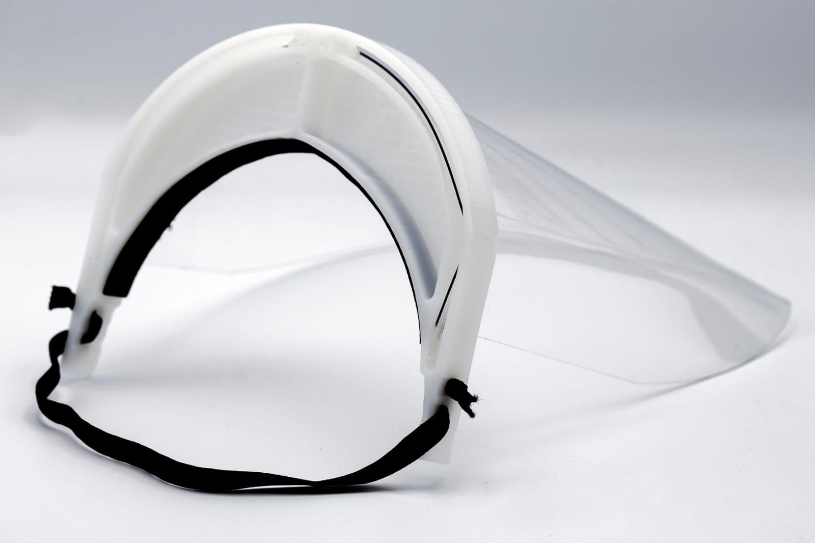 Pantalla de protecci/ón facial Premium Confort