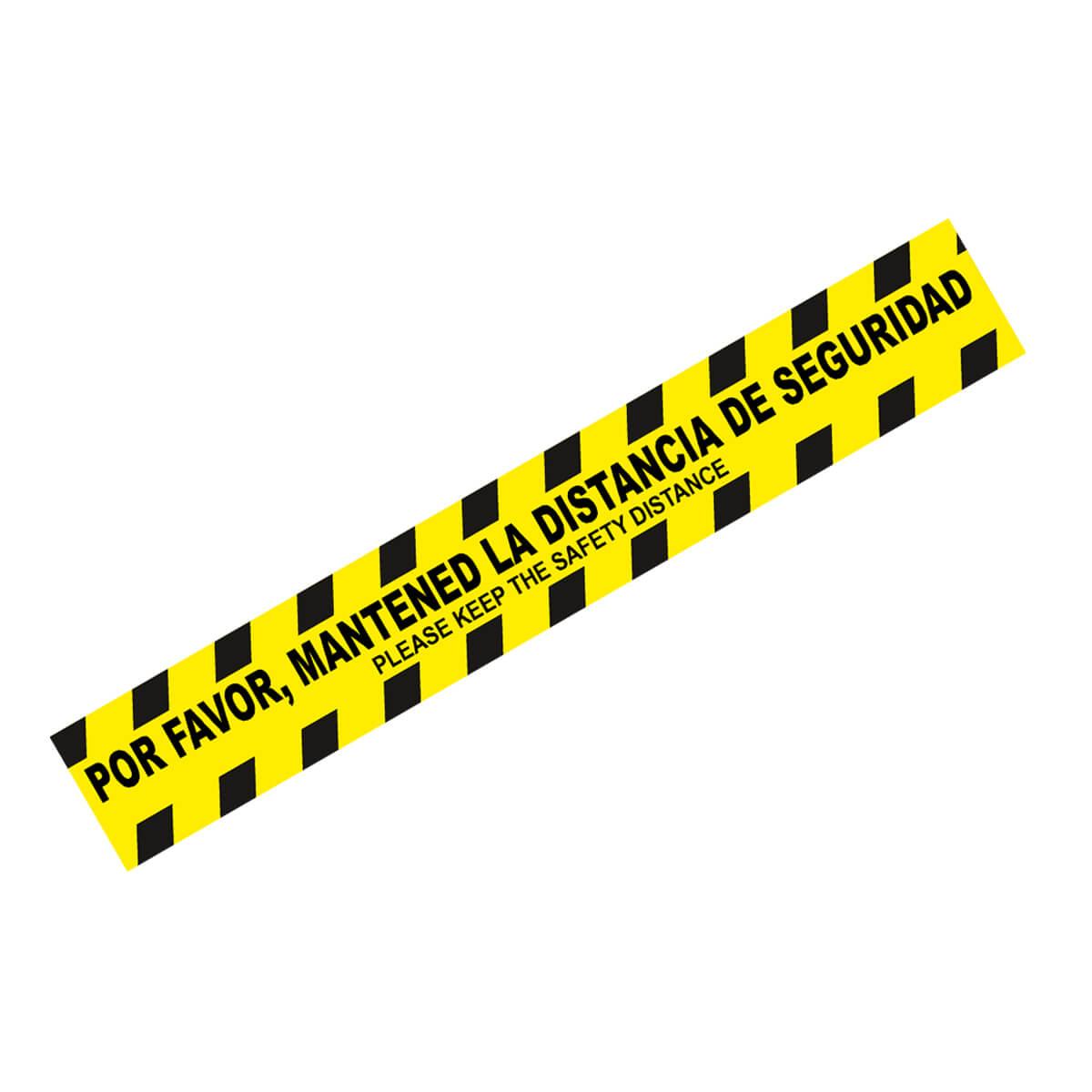cinta de seguridad